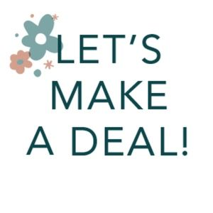 Create a Bundle or Send an Offer! Get a Deal!